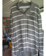 Aeropostale Men's XXL Polo- Great Quality And Heavy Duty Made Well Grey/... - $10.36