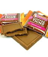 36 Dunkin Donuts Coffee Thins Original Chocolate Bars - $39.99