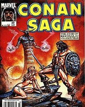 Conan Saga Magazine (1987 series) #60 [Comic] Marvel - $6.85