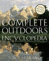 The Complete Outdoors Encyclopedia - $125.49