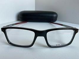 New OAKLEY OX805 553 53mm Polished Black Men's Eyeglasses Frame  - $129.99