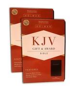 Brand New! 2 Holman KJV King James Version Gift and Award Bibles - $18.97
