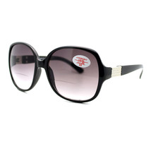 Womens Fashion Bifocal Lens Sunglasses Square Frame Aspheric Lens - $9.85+