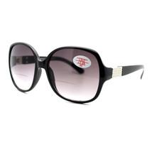 Womens Fashion Bifocal Lens Sunglasses Square Frame Aspheric Lens - $9.85+