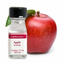 LorAnn Super Strength Apple Flavor, 1 dram bottle (.0125 fl oz - 3.7ml) - $5.79