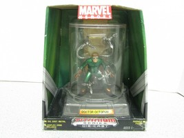 Pressofuso da Collezione Statuetta Marvel Heroes Dr.Polipo Titanio Serie... - $5.87