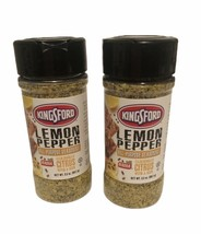 Kingsford Caribbean Citrus Lemon Pepper All Purpose Seasoning  Lot of 2 NEW! - $14.97