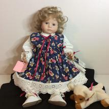 CARLEE BETH Lloyd Middleton Royal Vienna Doll Collection NO# 125/750 - $152.78