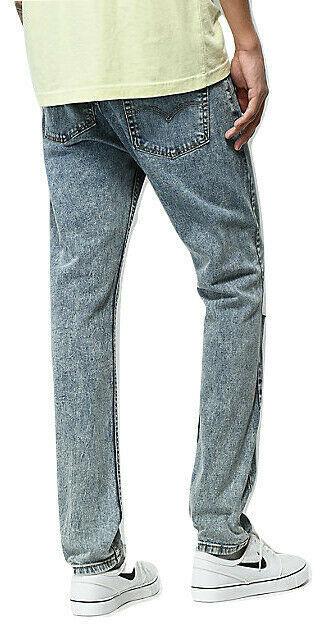 Levi Men 510 Skinny Fit Stretch Jean Size W32 x L32 Ripped Distressed RRP $69.50 image 3