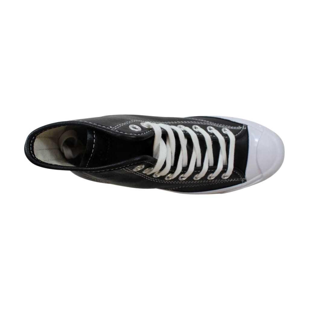Converse JP Signature Hi Black/White 153586C Men's Size 4