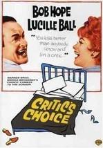 DVD - Critic's Choice DVD  - $7.04
