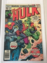 The Incredible Hulk #203 Original Marvel Comic Book 1975 VF Condition 7.5 - $9.09