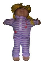 2006 Cabbage Patch Kids Doll Blonde Hair - $9.89