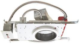 """Elco Lighting ELH213E-EM 7"""" Horizontal CFL Emergency Downlight with Plas... - $220.00"""