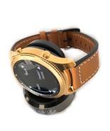 24K GOLD Plated Samsung Galaxy Watch 3 Smart Watch CUSTOM RARE 2020 Release - $854.05