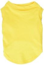 Mirage Pet Products 12-Inch Plain Shirts, Medium, Yellow - $10.99