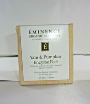 Eminence Yam & Pumpkin Enzyme Peel 5% Home Care 2 oz. Facial Peel - $38.51