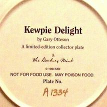 "1994 ""Kewpie Delight""  by Gary Otteson ( Kewpie ) AA20-CP2231 Vintage  Commemora image 3"