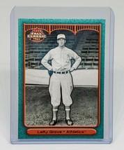 MLB LEFTY GROOVE ATHLETICS HOF 2003 FLEER FALL CLASSICS #28 MINT - $1.25