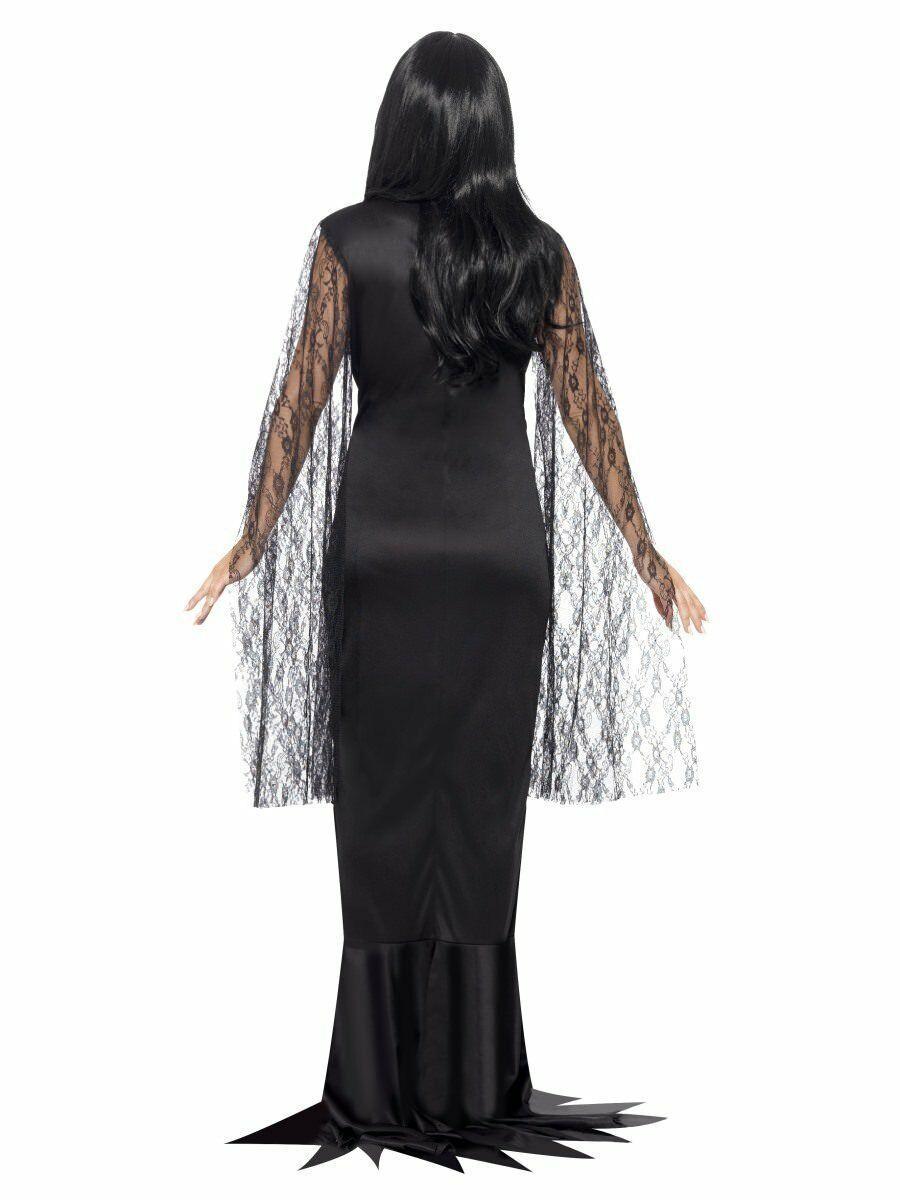 Smiffys Immortal Soul Vampiro Strega Donne Adulte Costume Halloween 43726 image 3