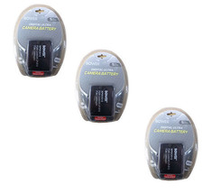 THREE 3 LP-E12 LPE12 Batteries for Canon EOS-M Mirrorless EOS Rebel SL1 ... - $25.19