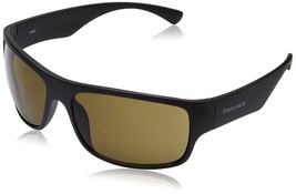Fastrack UV Protected Unisex Sunglasses - (P192BR2|62.1|Brown) - $47.67