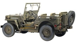 DRAGON 1/6 US Army1/4t 4WD Small Military Vehicle Plastic Model Kit DR75... - $291.23