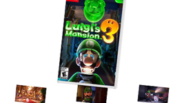 Luigi's Mansion 3  Nintendo Switch NEW! - $79.54