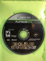 Dead Space [X-BOX 360] Platinum hits - Disc Only - $8.86