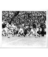 Vintage 1960's Press Photo of Texas Tech Offense vs Baylor University - $14.85