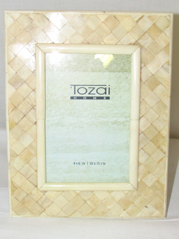 TOZAI HOME Bone 4x6 Piazza Photo Picture and 46 similar items
