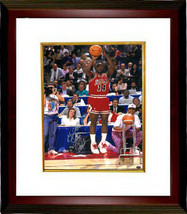 Craig Hodges signed Chicago Bulls 16x20 Photo God Bless Custom Framed (3... - £90.92 GBP