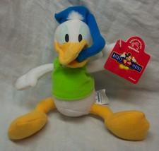 "APPLAUSE Walt Disney DONALD DUCK SNORKELING 5"" Plush Stuffed Animal NEW - $15.35"
