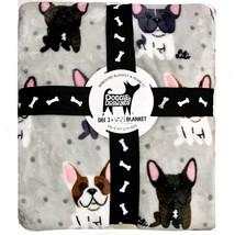 "Berkshire Decorative Blanket 60"" X 90"" Lili Chin Designs - $58.99"