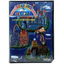 Used Sega Mega Drive RAINBOW ISLANDS EXTRA From Japan - $89.97