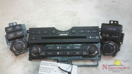 2009 Nissan Pathfinder FRONT TEMPERATURE CONTROLS - $98.01