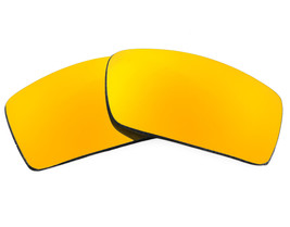 Polarisierte Ersatzgläser für Oakley Gascan Sonnenbrille Anti-kratzer Gold - $19.78