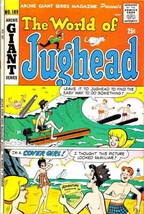 Archie Giant Series Magazine #189 FN; Archie | save on shipping - details inside - $8.99