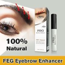 100% Original Feg Eyebrows Eyelash Enhancer Growth Serum Liquid Long Thi... - $4.50+