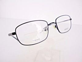 MODO TITANIUM Mod. 118 (BLK) Satin Black 50 x 19  140 mm Eyeglass Frames - $24.70