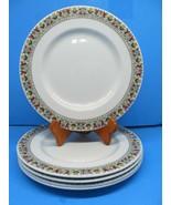 "Royal Doulton Fireglow  8"" Salad Plates Bundle of 5 - $24.50"