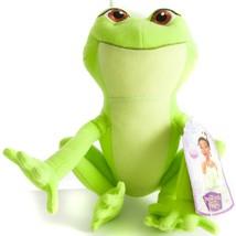 "Disney Princess & The Frog Plush Prince Naveen 7"" Green Danawares Stuffe... - $13.75"