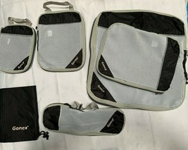 Gonex Packing Series First Grade Black and White Bag image 2