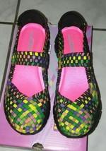 New Skechers Skech-Air Women's Weave Fabric Style-Ta-Da! Shoes Size 7 Do... - $29.99