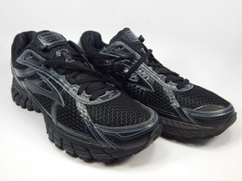 Brook GTS 15 Size US 8.5 M (D) EU 42 Men's Running Shoes Black 1101811D068