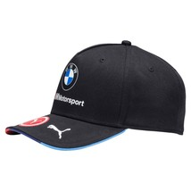 Puma BMW Men's MotorSport Speed Adjustable Trucker Team Hat Cap 02154101