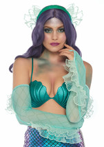 Leg Avenue Mer Mousse Sirène Kit Aquatique Adulte Femmes Halloween Costu... - $27.33