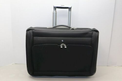 VICTORINOX Swiss Army LEXICON 2.0 Dual-Caster Wheeled Bag Black Suitcase Luggage