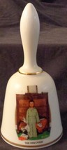 The Discovery, Norman Rockwell - 1976 - Danbury Mint Collectible Bell - VGC COA - $26.72