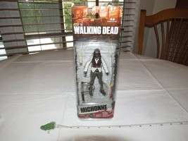 The Walking Dead TV action figure Michonne AMC McFarlane Toys RARE serie... - $26.62